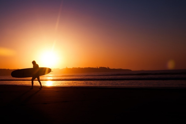 sunset-beach-sydney