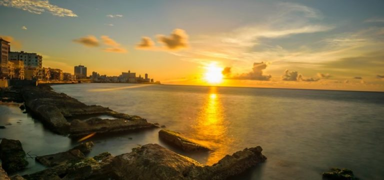 cuba-sunset