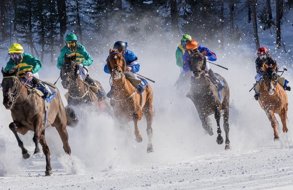 ice-horse-racing-gallop-jockey